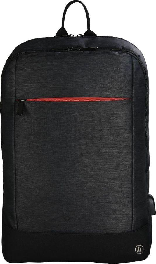 """Рюкзак 17.3"""" HAMA Manchester, черный [00101891]"""