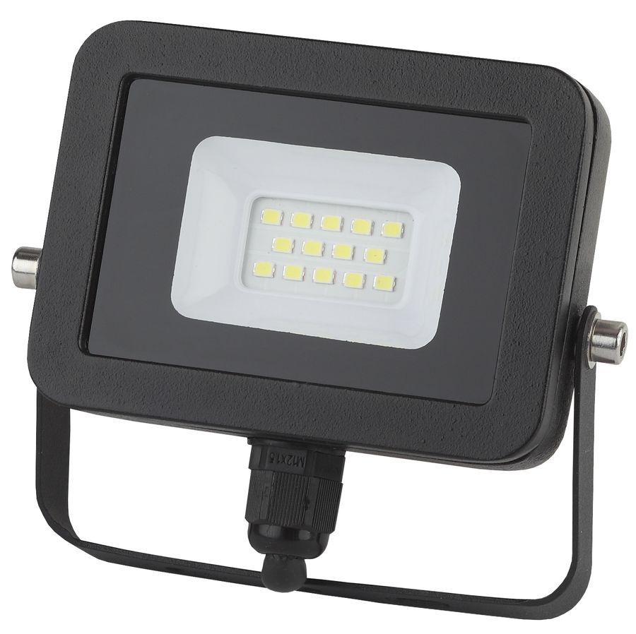 Прожектор уличный ЭРА LPR-10-4000К-М SMD, 10Вт [б0027785]