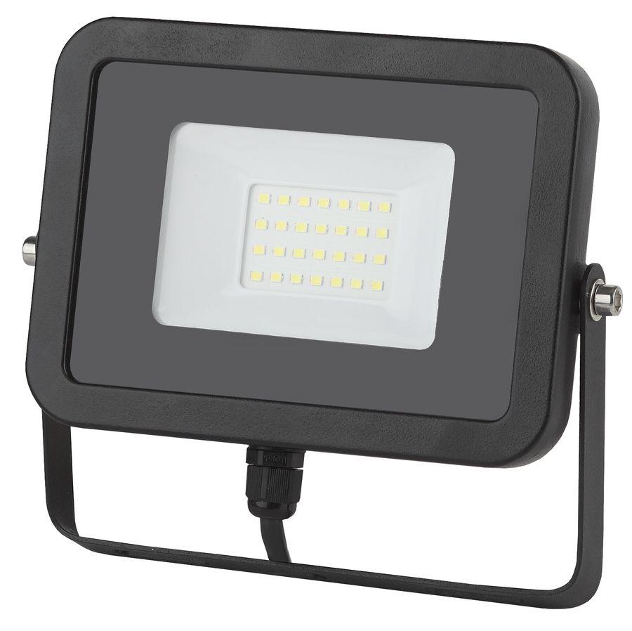 Прожектор уличный ЭРА LPR-30-2700К-М SMD, 30Вт [б0027790]