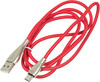 Кабель DIGMA USB A (m),  USB Type-C (m),  1.2м,  красный вид 1