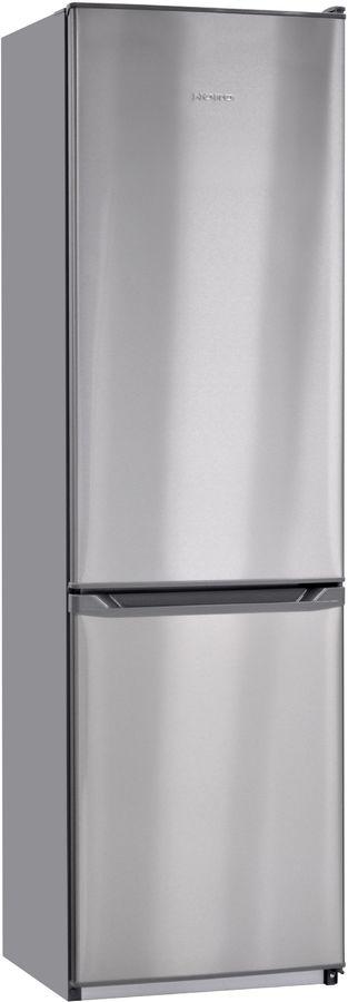Холодильник NORD NRB 110 932,  двухкамерный, нержавеющая сталь [00000249920]