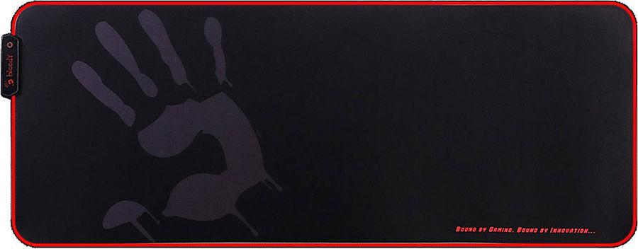 Коврик для мыши A4 Bloody MP-80N,  черный/рисунок
