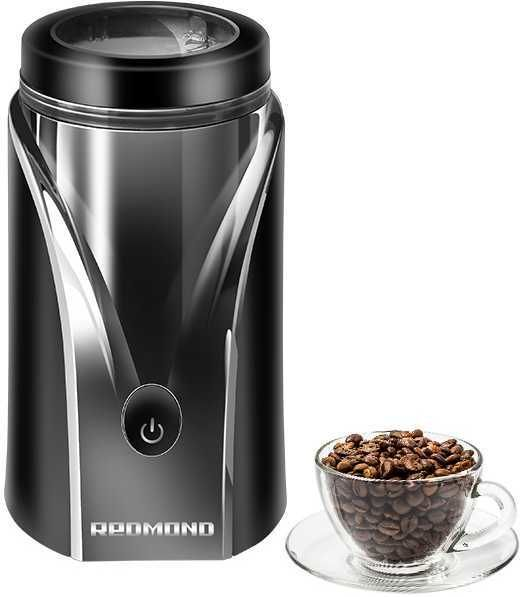 Кофемолка REDMOND RCG-1603,  черный