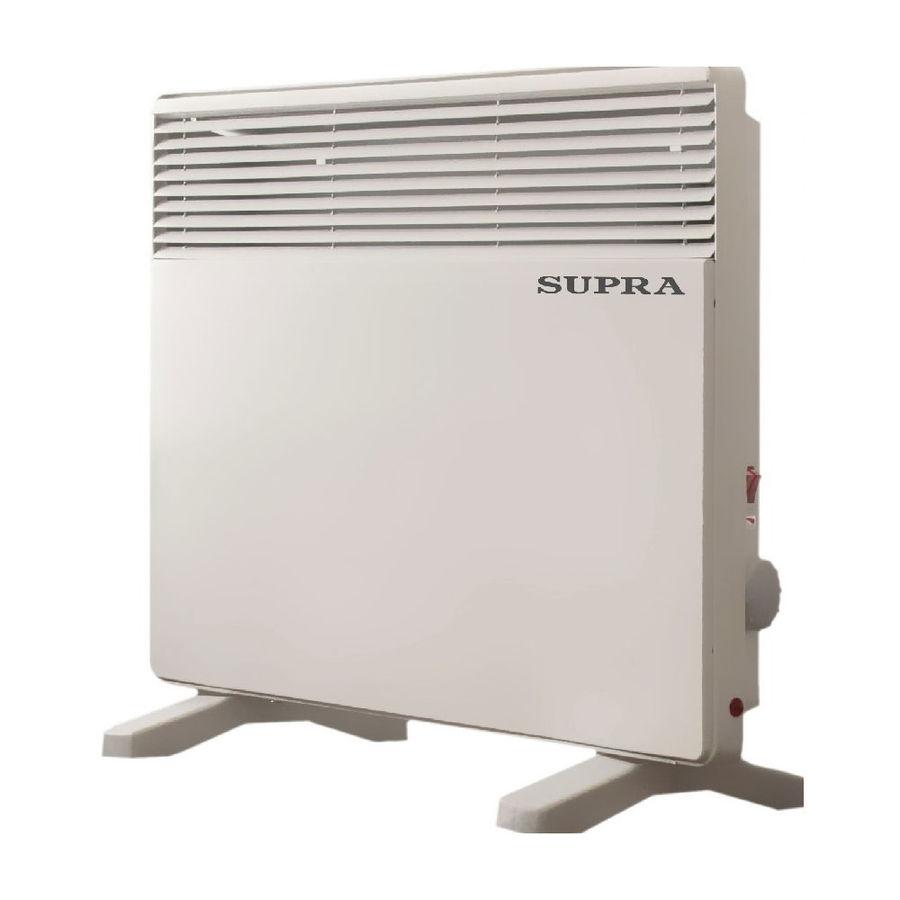 Конвектор SUPRA ECS-620SP,  2000Вт,  белый