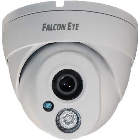 Видеокамера IP FALCON EYE FE-IPC-DL200P Eco POE,  1080p,  3.6 мм,  белый
