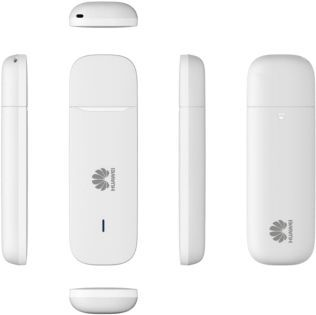 Модем HUAWEI E3531 Unlock 3G/3.5G, внешний, белый