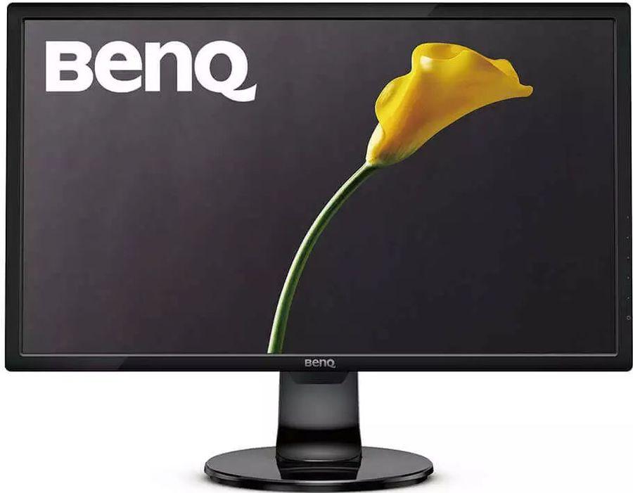 """Монитор BENQ GL2460BH 24"""", черный"""