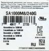 SSD накопитель KINGSTON A1000 SA1000M8/240G 240Гб, M.2 2280, PCI-E x2,  NVMe вид 7