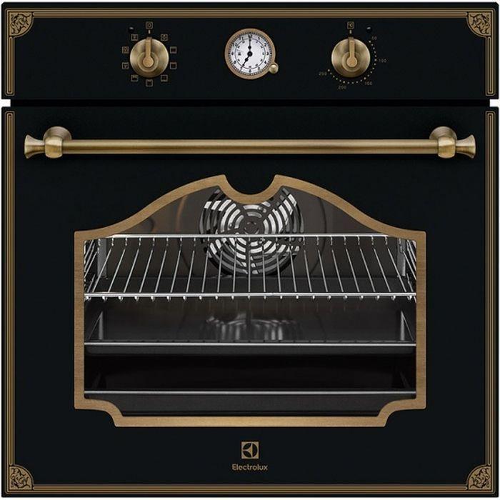 Духовой шкаф ELECTROLUX OPEA2350R,  черный матовый