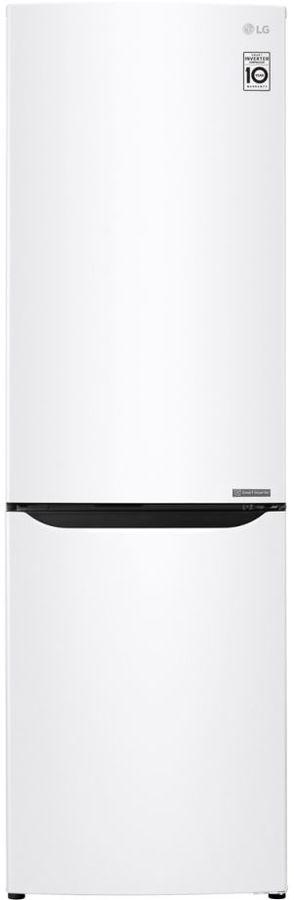 Холодильник LG GA-B419SQJL,  двухкамерный, белый