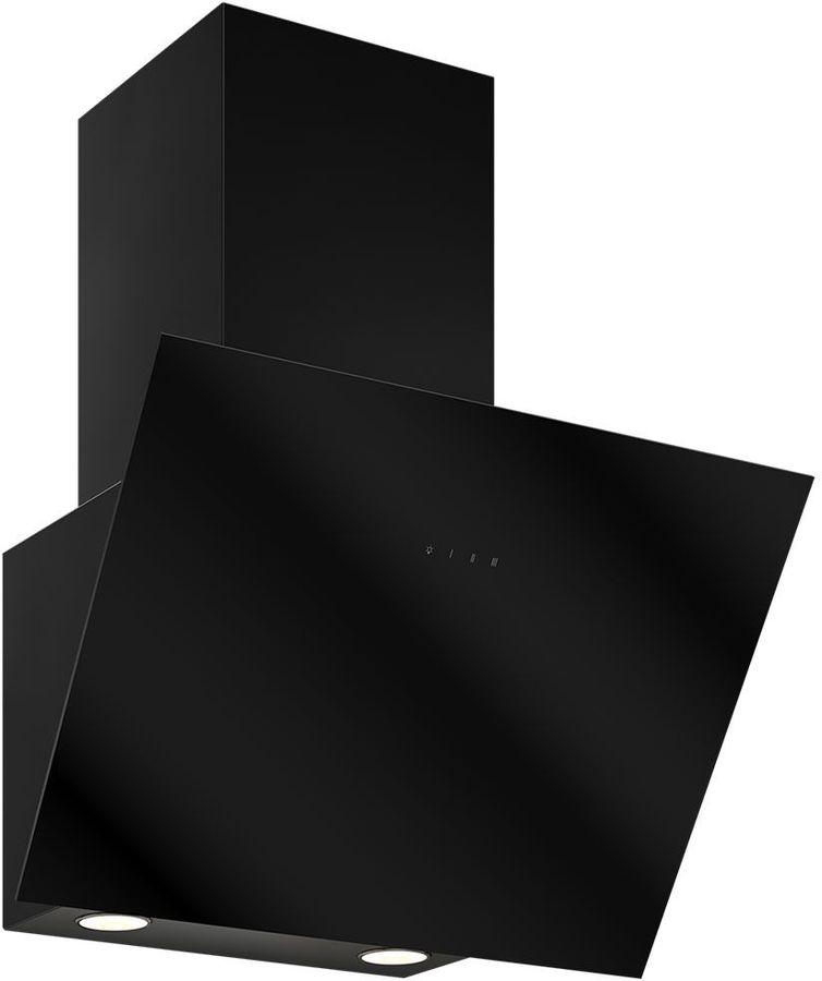 Вытяжка каминная Elikor VG6674BB черный управление: кнопочное (1 мотор)