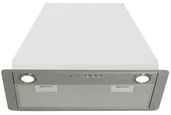 Вытяжка встраиваемая Elikor BF5634Q0 хром управление: кнопочное (1 мотор)