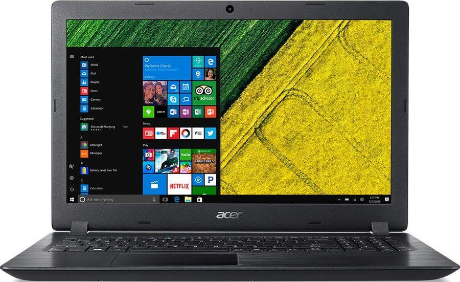 "Ноутбук ACER Aspire A315-41G-R210, 15.6"",  AMD  Ryzen 7  2700U 2.2ГГц, 8Гб, 1000Гб,  AMD Radeon  535 - 2048 Мб, Windows 10 Home, NX.GYBER.024,  черный"