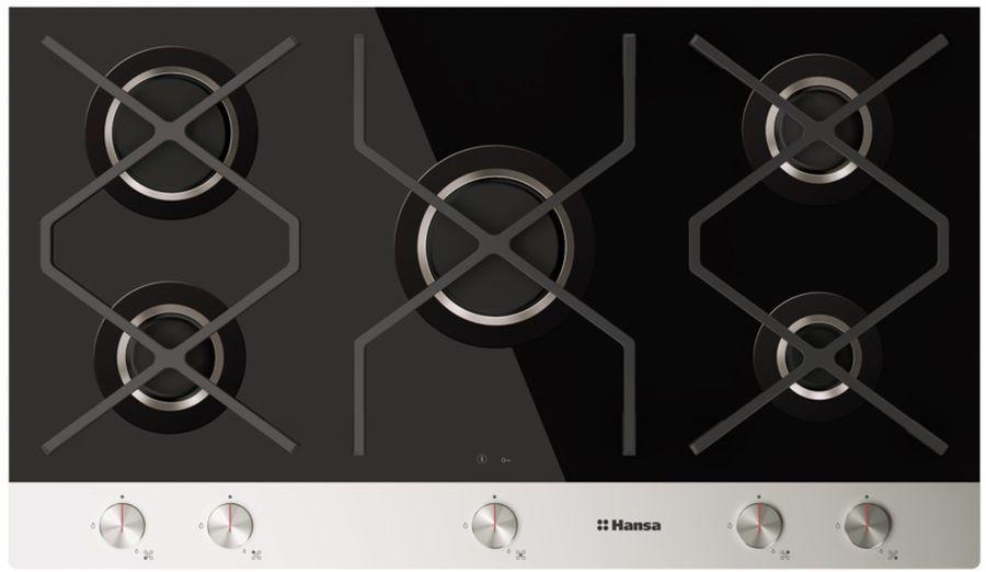 Варочная панель HANSA BHKS830500,  независимая,  черный