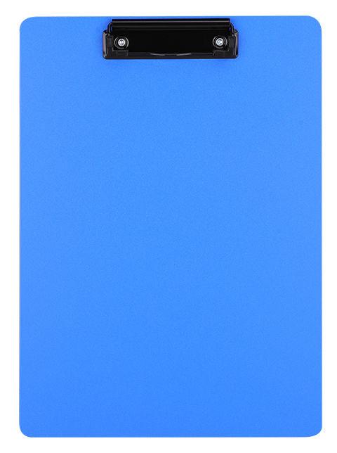 Папка клип-борд Deli EF75432 A4 полипропилен вспененный синий