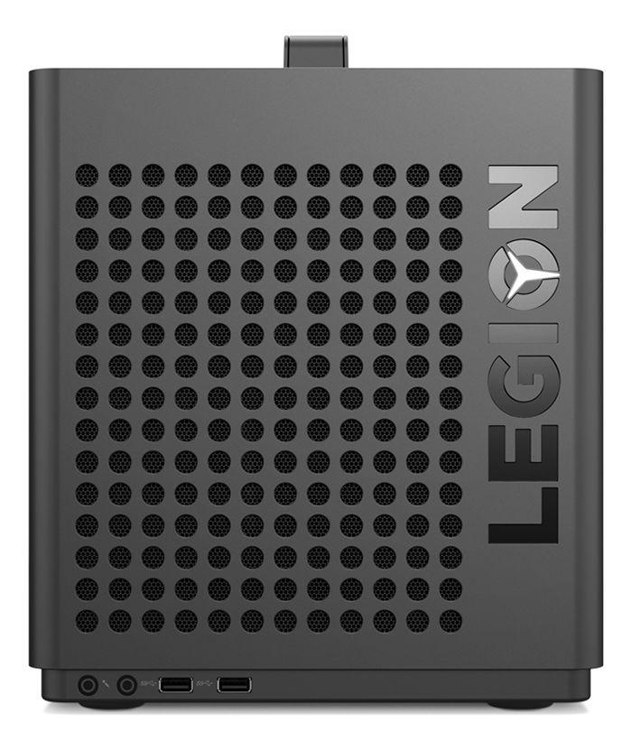 Компьютер  LENOVO Legion C530-19ICB,  Intel  Core i5  8400,  DDR4 16Гб, 1000Гб,  256Гб(SSD),  NVIDIA GeForce GTX 1060 - 6144 Мб,  Windows 10,  темно-серый [90jx003qrs]