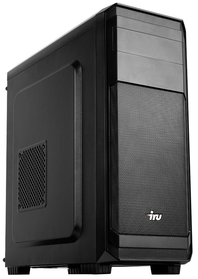 Компьютер  IRU Home 315,  Intel  Core i5  7400,  DDR4 8Гб, 1000Гб,  NVIDIA GeForce GTX 1050 - 2048 Мб,  Free DOS,  черный [1082983]