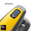 Ручной пылесос (handstick) KITFORT КТ-534-1, 110Вт, золотистый/серый вид 7