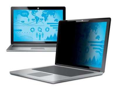 "Пленка защиты информации 3M PF140W9E для ноутбука Edge-to Edge 14"", 16:9, черный [7100068018]"