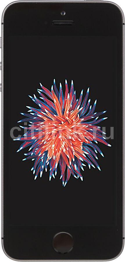 """Смартфон APPLE iPhone SE 128Gb """"Как новый"""",  FP862RU/A,  серый"""