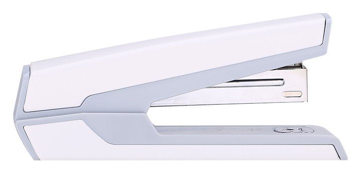 Степлер настольный Deli E0462white Exceed 24/6 26/6 (25листов) белый 100скоб металл коробка