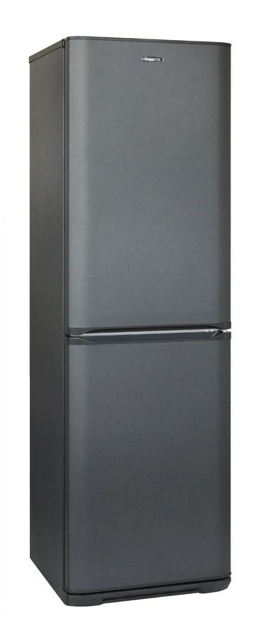 Холодильник БИРЮСА Б-W131,  двухкамерный, графит