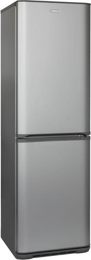 Холодильник БИРЮСА Б-M340NF,  двухкамерный, нержавеющая сталь