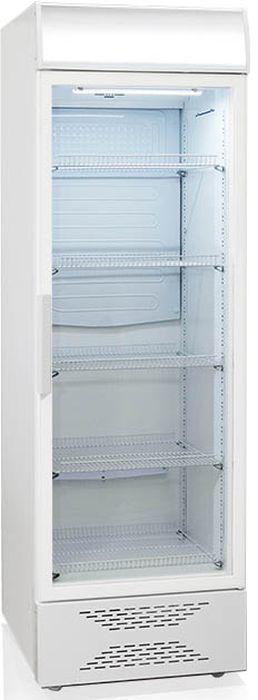 Холодильная витрина БИРЮСА Б-520PN,  однокамерный, белый