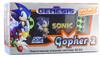 Игровая консоль SEGA Genesis Gopher 2 700 встроенных игр,  черный/зеленый
