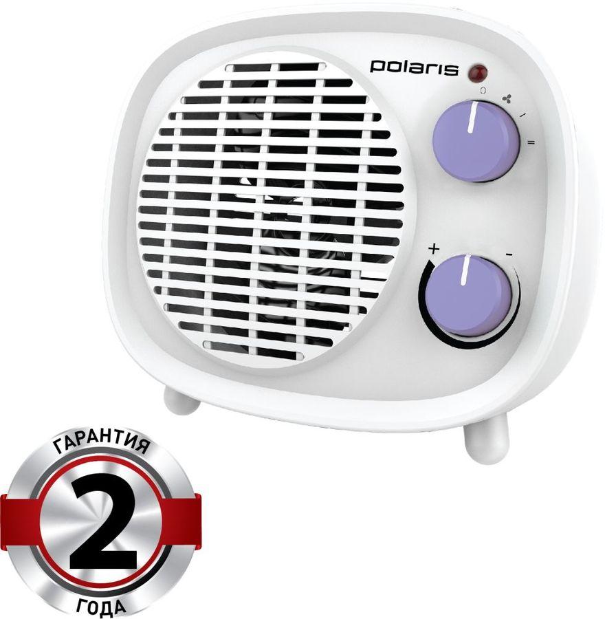 Тепловентилятор POLARIS PFH 2062,  1800Вт,  белый,  фиолетовый