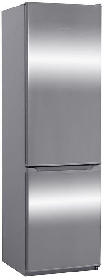 Холодильник NORD NRB 119 932,  двухкамерный, нержавеющая сталь [00000249928]