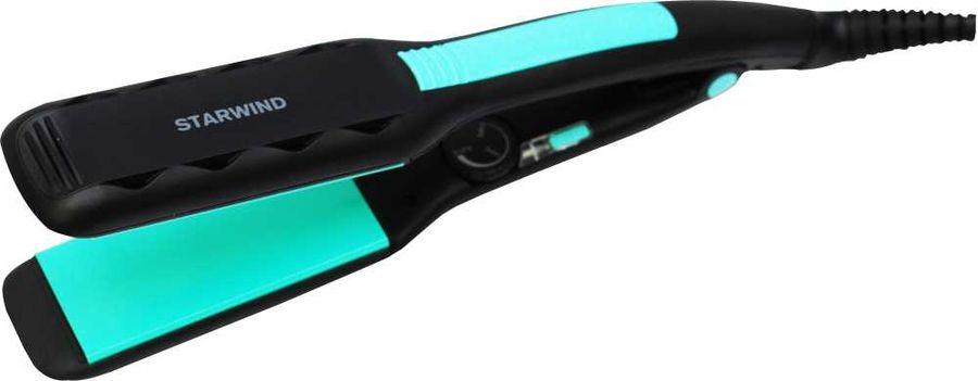 Выпрямитель для волос STARWIND SHE1101,  черный