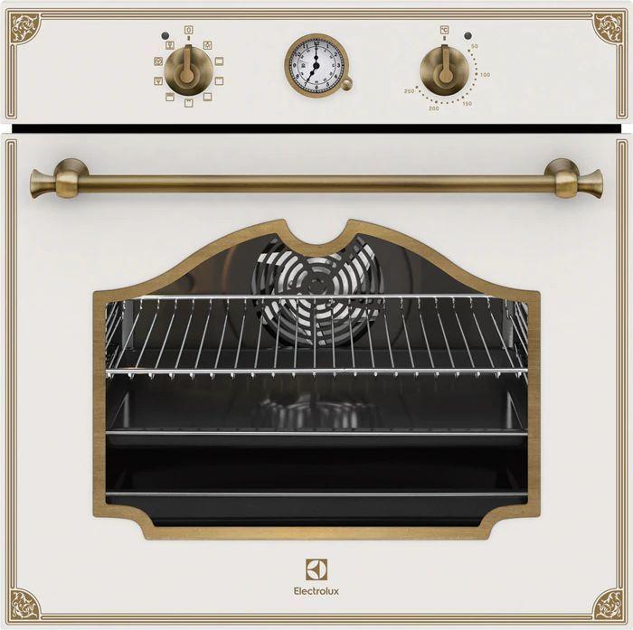 Духовой шкаф ELECTROLUX OPEA2350V,  кремовый