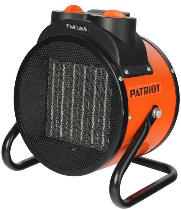 Тепловая пушка электрическая PATRIOT PTR 5S,  3кВт оранжевый [633307207]