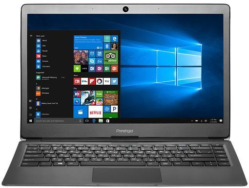 "Ноутбук PRESTIGIO SmartBook 133S, 13.3"",  IPS, Intel  Celeron  N3350 1.1ГГц, 3Гб, 32Гб eMMC,  Intel HD Graphics  500, Windows 10 Home, PSB133S01ZFH_BK_CIS,  черный"