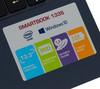 "Ноутбук PRESTIGIO SmartBook 133S, 13.3"",  IPS, Intel  Celeron  N3350 1.1ГГц, 4Гб, 32Гб eMMC,  Intel HD Graphics  500, Windows 10 Home, PSB133S01CFH_BB_CIS,  темно-синий вид 12"