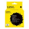 Картридж T2 IC-HF6V19A черный вид 1