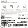 Смартфон XIAOMI Redmi 6 4/64Gb,  золотистый вид 14