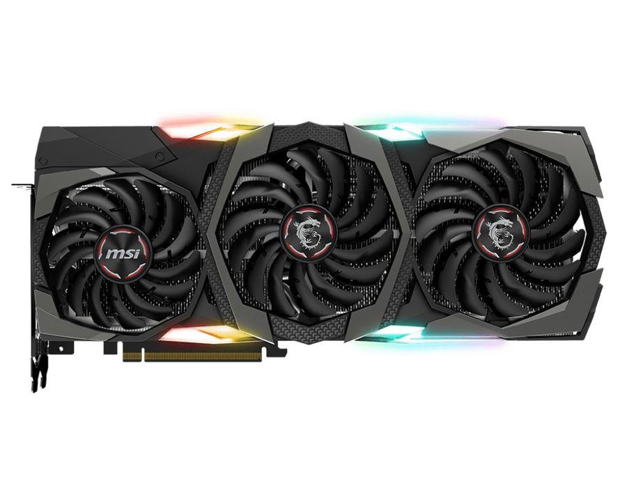 Видеокарта MSI nVidia GeForce RTX 2080Ti , RTX 2080 Ti GAMING X TRIO