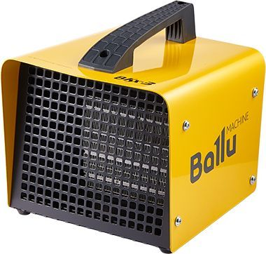 Тепловентилятор BALLU BKX-3,  2000Вт,  желтый [нс-1013525]