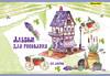 Альбом для рисования Silwerhof 442073/911156-74 40л. A4 Прованс 1диз. мел.картон гребень