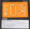 Чехол (клип-кейс)  Spigen Thin Fit, для Apple iPhone X, розовое золото [057cs22110] вид 8