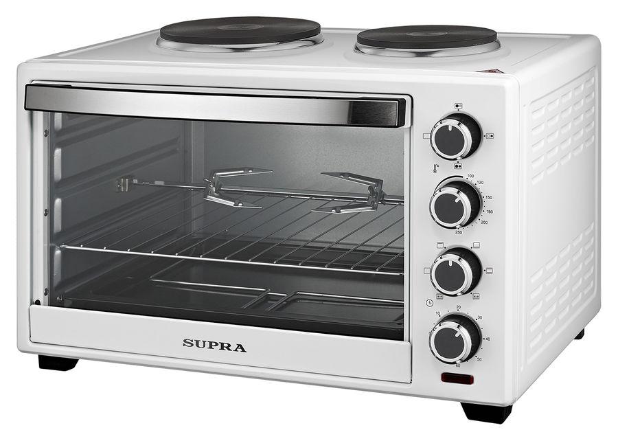 Мини-печь SUPRA MTS-422,  белый