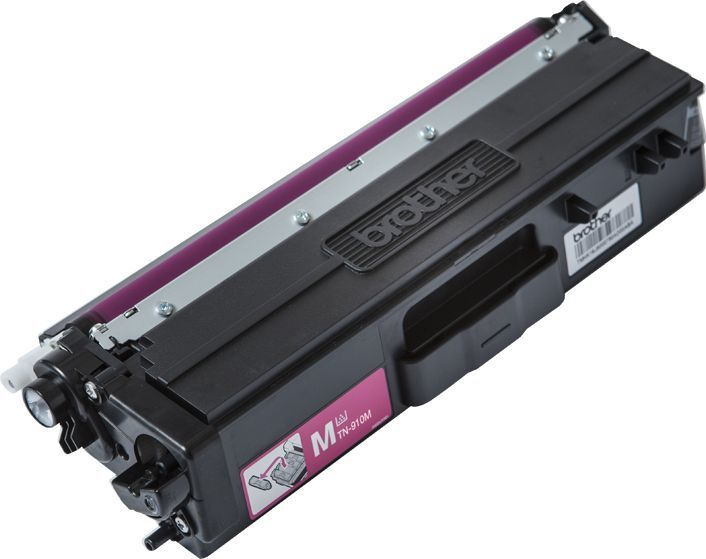 Картридж BROTHER TN910M, пурпурный