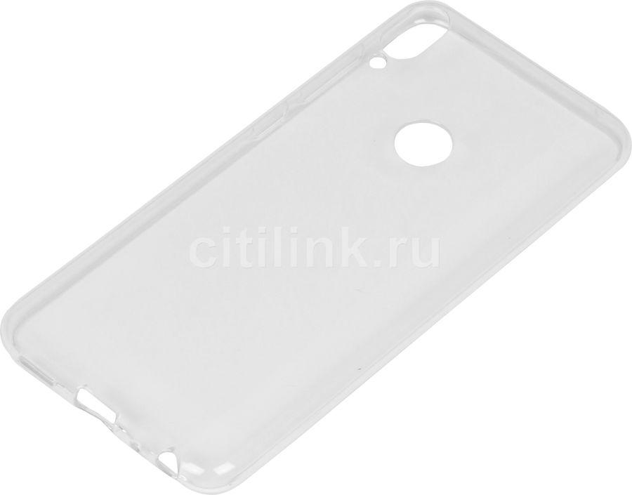 Чехол (клип-кейс) DF aCase-50, для Asus ZenFone Max Pro M1 ZB602KL/ZB601KL, прозрачный