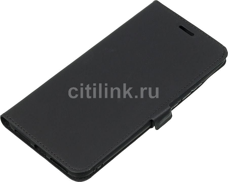 Чехол (флип-кейс) DF xiFlip-27, для Xiaomi Redmi S2, черный