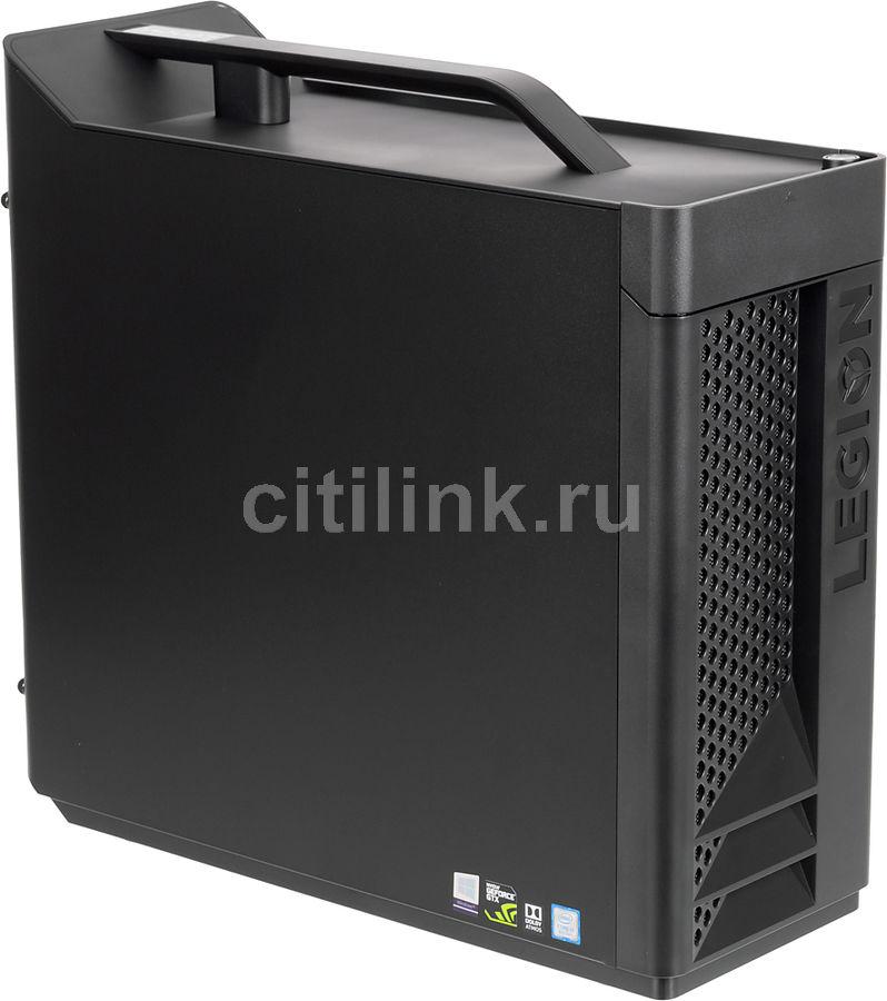 Компьютер  LENOVO Legion T530-28ICB,  Intel  Core i3  8100,  DDR4 8Гб, 1000Гб,  NVIDIA GeForce GTX 1050 - 2048 Мб,  DVD-RW,  Windows 10,  черный [90jl009trs]