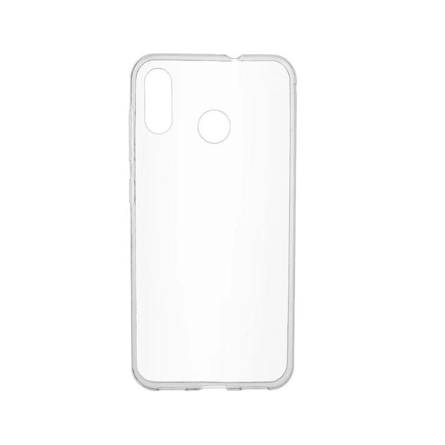 Чехол (клип-кейс)  BoraSco, для Asus ZenFone Max Pro M1 ZB602KL, прозрачный [34658]