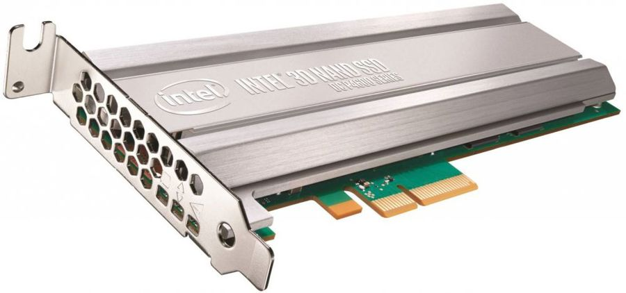 SSD накопитель INTEL DC P4600 SSDPEDKE040T701 4Тб, PCI-E AIC (add-in-card), PCI-E x4, NVMe накопитель ssd intel original pci e x4