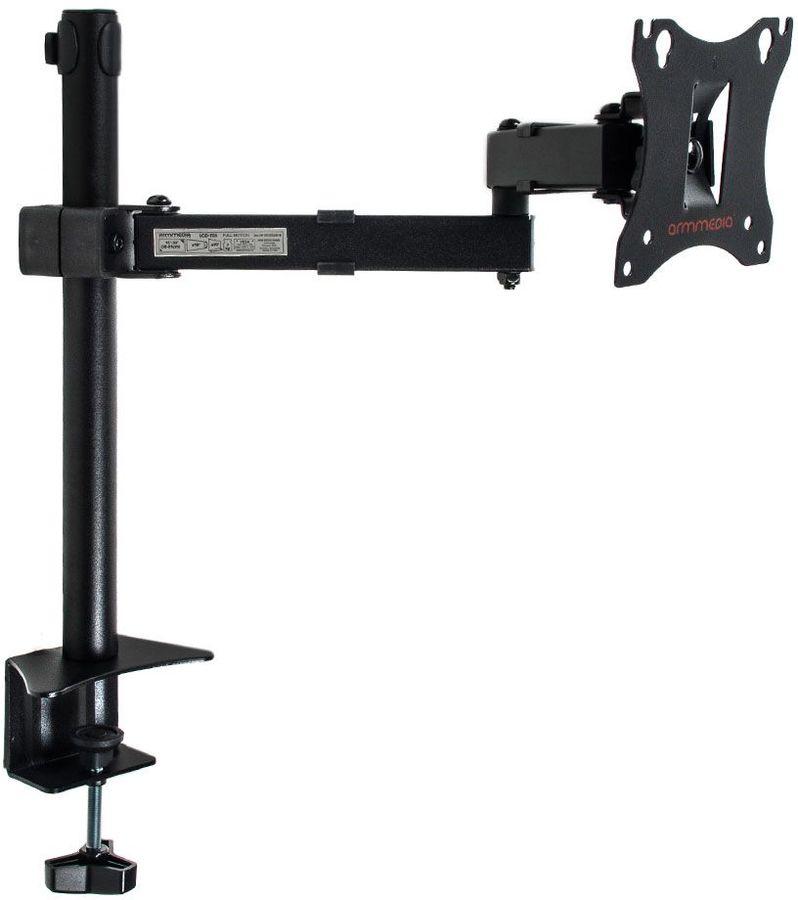 """Кронштейн для мониторов Arm Media LCD-T03 черный 15""""-32"""" макс.7кг настольный поворот и наклон верт.п"""